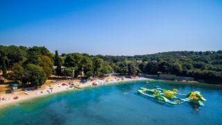 Trainingslager im Resort in Banjole (Kroatien)