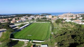 Trainingslager im Family Hotel Amarin in Rovinj (Kroatien)