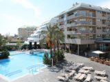 Trainingslager im Hotel Onabrava in Santa Susanna (Spanien)