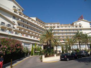 Trainingslager im Hotel in Benicasim (Spanien)