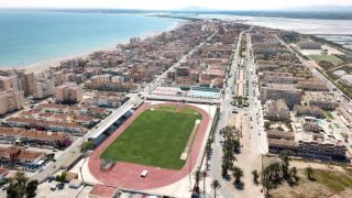 Trainingslager im Hotel Gran Playa in Santa Pola (Spanien)