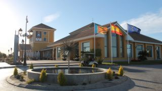 Trainingslager im Real Club Campoamor Hotel I in Orihuela-Costa (Spanien)