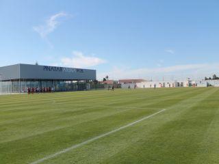 Trainingslager im Pinatar Arena Hotel Traíña in San Pedro del Pinatar (Spanien)