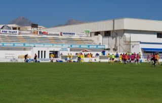 Trainingslager im Hotel Villa Gadea in Altea (Spanien)