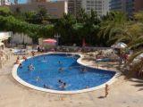 Trainingslager im Hotel Agua Azul in Benidorm (Spanien)