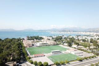 Trainingslager im Hotel Playa Mar & Spa in Port de Pollença (Spanien)
