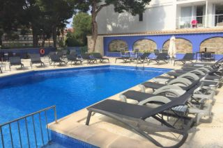 Trainingslager im Hotel Torre Azul & Spa in El Arenal (Spanien)