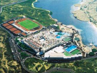 Trainingslager im Club La Santa in Tinajo (Lanzarote) (Spanien)