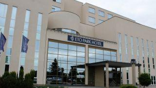 Trainingslager im ETO Park Hotel in Györ (Ungarn)
