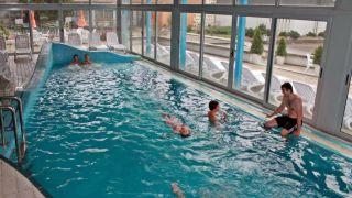 Trainingslager im Hotel Szieszta in Sopron (Ungarn)