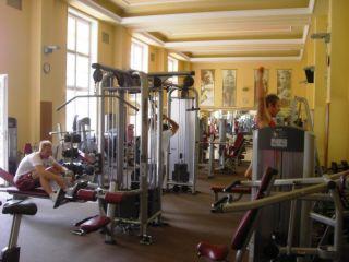 Trainingslager im Hotel in Budapest (Ungarn)