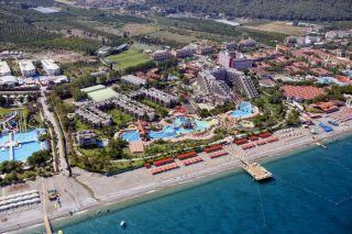 Trainingslager im Hotel Limak Limra in Kemer (Türkei)