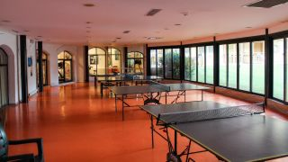 Trainingslager im Hotel Limak Arcadia in Belek (Türkei)