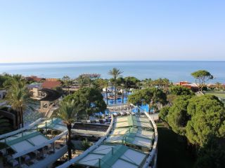 Trainingslager im Hotel Limak Atlantis in Belek (Türkei)
