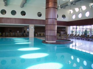 Trainingslager im Hotel Titanic in Antalya-Lara (Türkei)