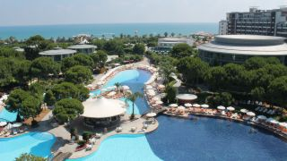 Trainingslager im Hotel Calista Luxury Resort in Belek (Türkei)