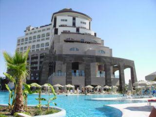 Trainingslager im Hotel Melas Lara in Lara (Türkei)