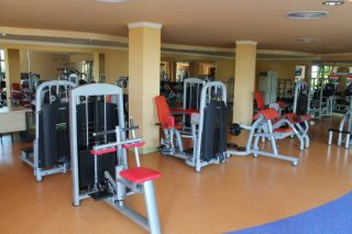 Trainingslager im Club Grand Aqua in Colakli (Türkei)