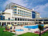 Trainingslager im Hotel Titan Select in Alanya (Tuerkei)
