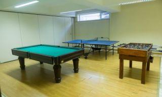 Trainingslager im Hotel Amazonia Jamor in Lissabon (Portugal)