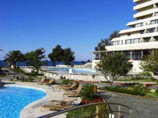 Trainingslager im Hotel Sithonia in Porto Carras (Griechenland)
