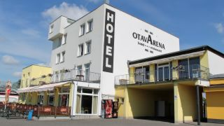 Trainingslager im Hotel Otavarena in Pisek (Tschechien)