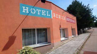 Trainingslager im Hotel Benica in Benesov (Tschechien)