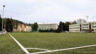 Trainingslager im Hotel in Strakonice (Tschechien)