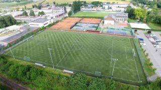 Trainingslager im Sportareal in Prag (Praha) (Tschechien)