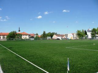 Trainingslager im Kurbad Aurora in Trebon (Tschechien)