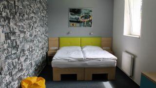 Trainingslager im Sport Hotel Sletiste in Kladno (Tschechien)