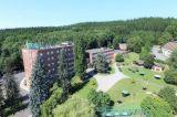 Trainingslager im Hotel Agricola in Marienbad (Marianske Lazne) (Tschechien)