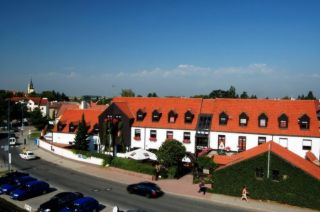 Trainingslager im Parkhotel in Pruhonice (Tschechien)