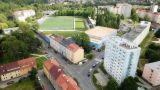 Trainingslager im Hotel Modry vezak in Cheb (Eger) (Tschechien)