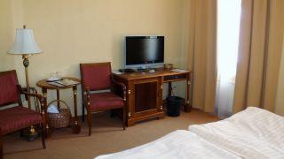 Trainingslager im Hotel Continental in Marienbad (Marianske Lazne) (Tschechien)