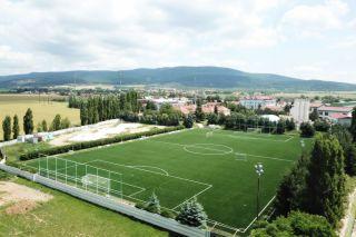 Trainingslager im Hotel ViOn in Zlate Moravce (Slowakei)